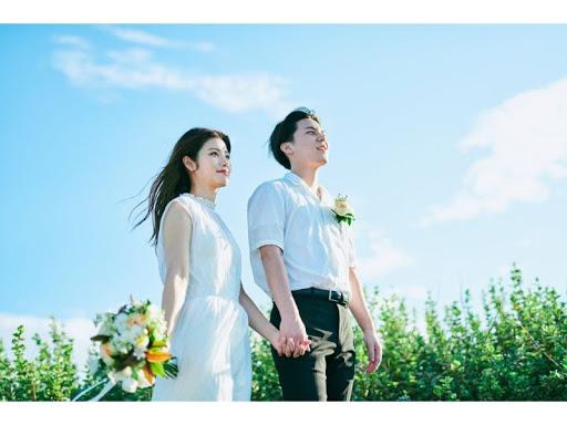 男女 結婚